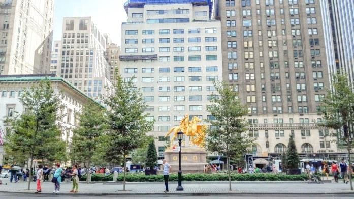 que ver en nueva york grand army plaza