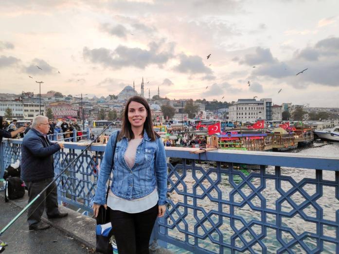 Puente Gálata Estambul