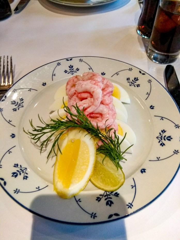 qué comer en Copenhague