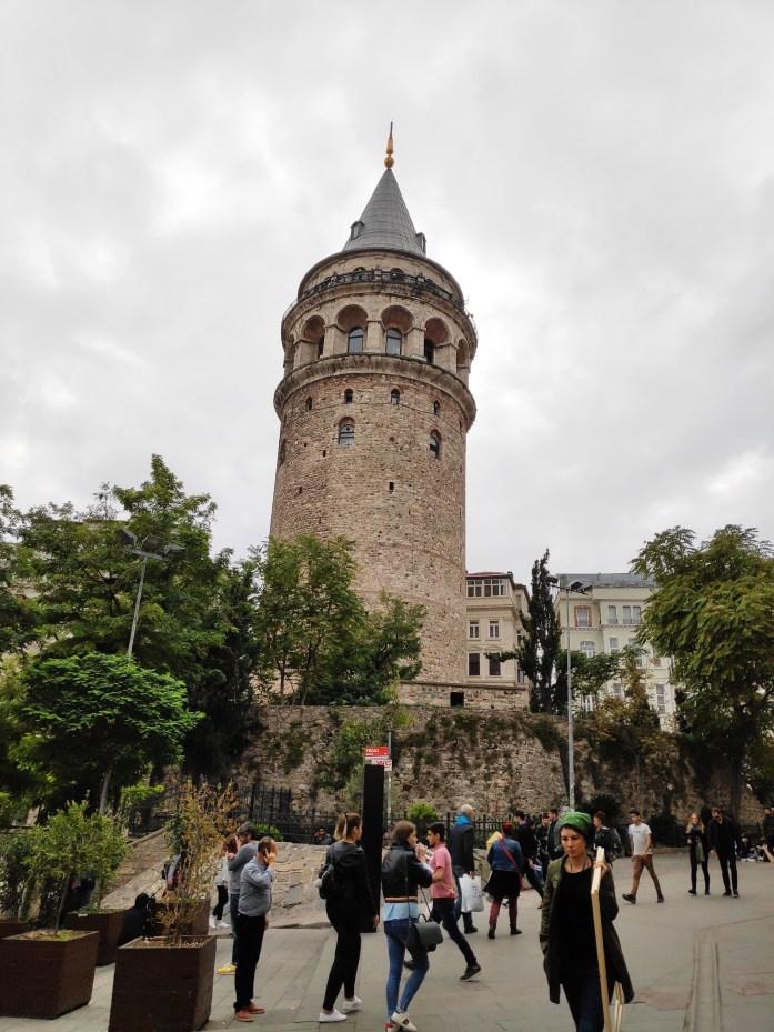 Torre Gálata Estambul