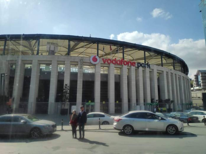 Estadio Besiktas Estambul