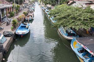 canal negombo