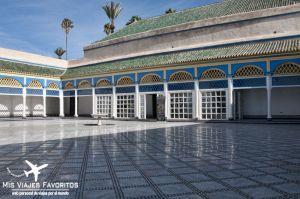 Palacio Bahía-Marrakech