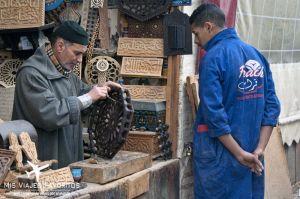 artesano marruecos
