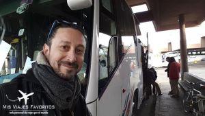autobus marruecos