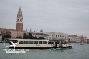vaporetto venecia