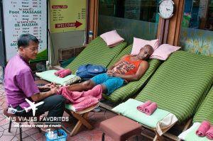 Relax en Khao San Road