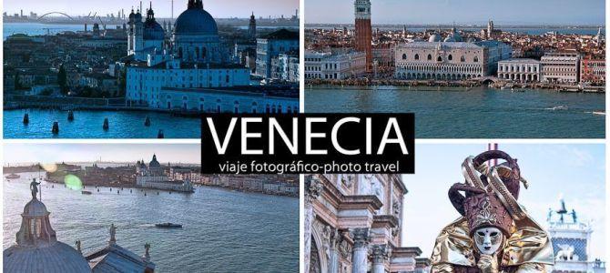 Viaje fotográfico a Venecia