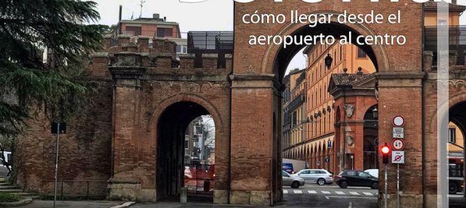 Cómo llegar a Bolonia desde el aeropuerto