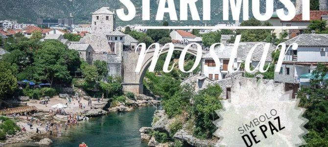 Stari Most de Mostar, símbolo de paz