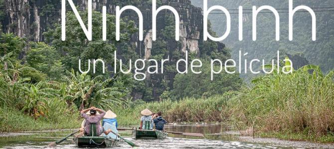 Ninh Binh, un paraíso verde en Vietnam