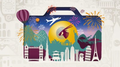 Mis viajes low cost promo Qatar Airways