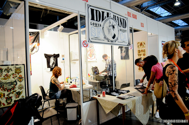 Resultado de imagen de barcelona tattoo expo