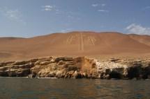 El Candelabro Geoglifo Forma De Tridente - Mis Viajes