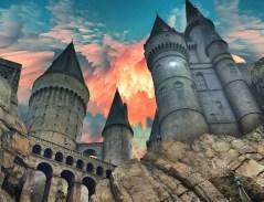 Hogwarts iphone edit