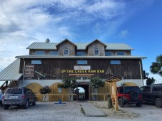 Up the Creek in Apalachicola