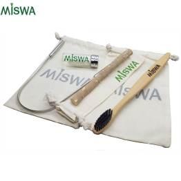 Kit hygiène buccodentaire complet MISWA