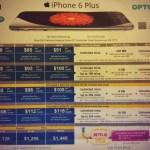 日本よりも高い?オーストラリアのiPhone6月額プラン