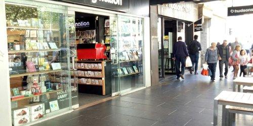 mag nation, Elizabeth street, melbourne