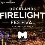 メルボルン冬の無料イベントFirelight Festivalが明日より開催(〜2018/7/31)