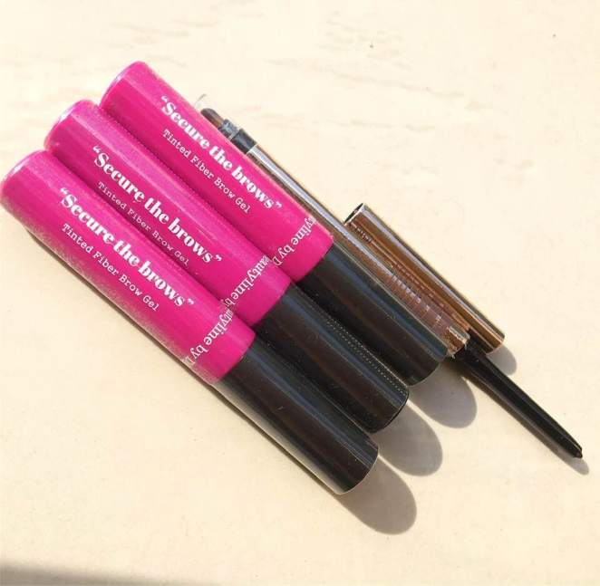 Beautyline by didi Secure the brows tint and lip liner