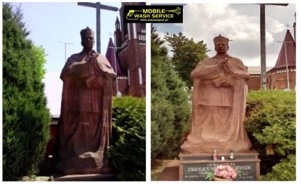 Czyszczenie i konserwacja pomników
