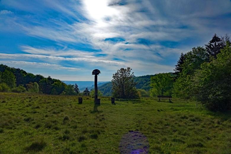 Premiumwanderweg Vorgeschichtsweg Thalmässing Panorama