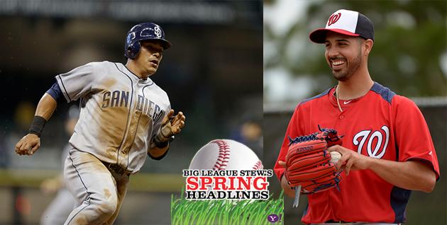 Spring Headlines More Players Linked To Biogenesis; Bryce Harper