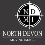 north devon moving image logo