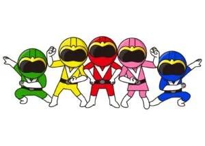 平成の「スーパー戦隊」シリーズ!元年~31年の全作品をご紹介