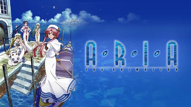 ARIAを見る順番!アニメ、映画シリーズの見方をご紹介