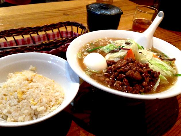 萬里鮮タンツー麺