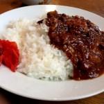 SAM'S COOK 牛スジスパイシーカレー 旨みがギュギュっと美味い 田町カレー探訪記