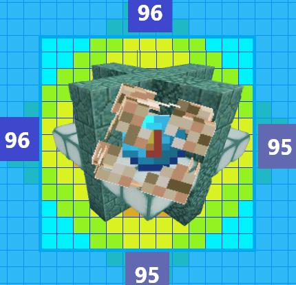 マイクラ コンジット 範囲 コンジットの効果と最大有効範囲やブロックの種類に置き方