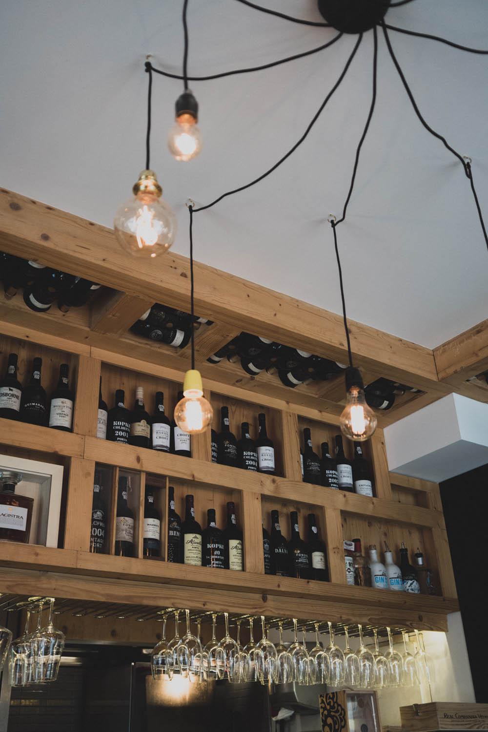 The Wine Cellar