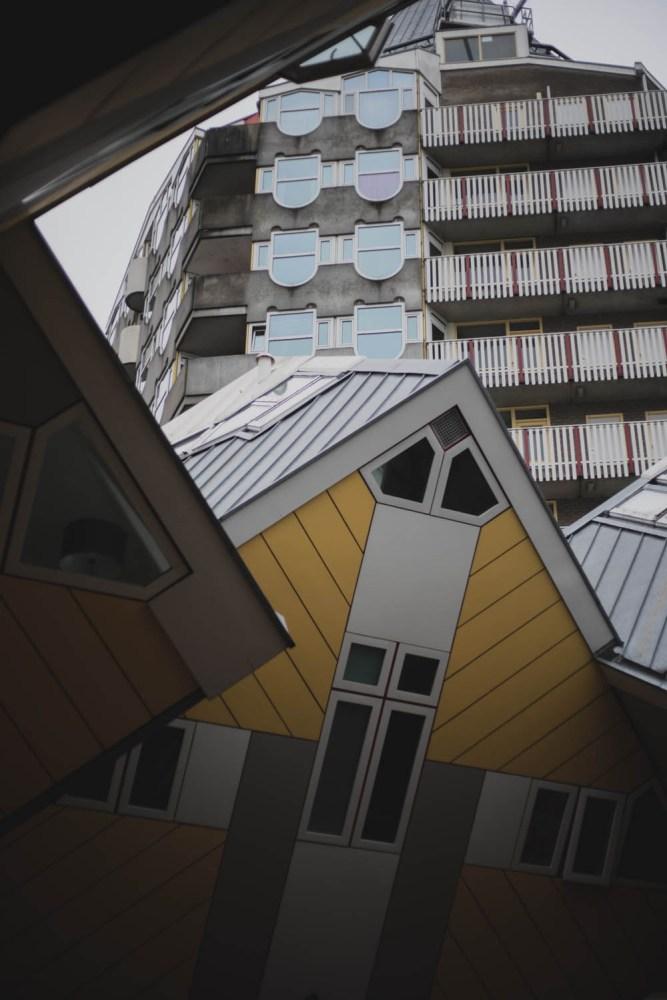 Kubushaus in Rotterdam