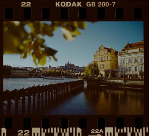 Prag mit Blick auf die Karlsbrücke