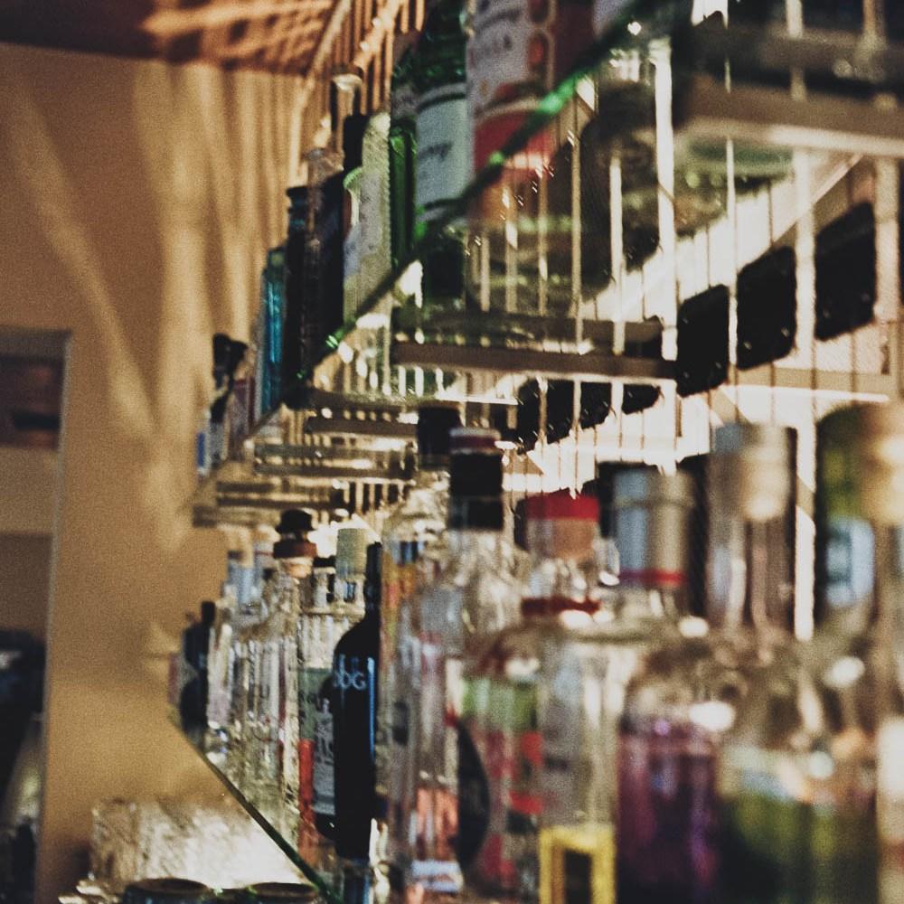 Gin Tasting – analog