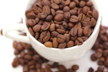 コーヒー豆カップ