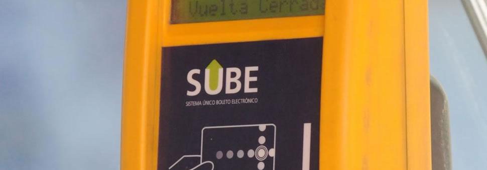 Ya se puede usar la tarjeta SUBE en varias ciudades de la Costa y el interior del país