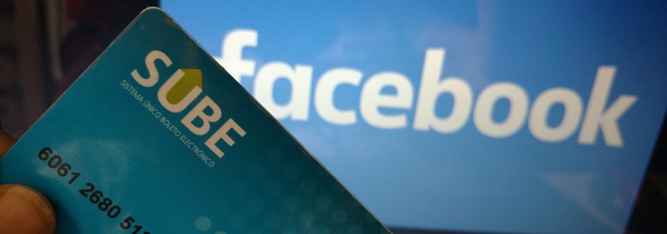 Denuncian que en Formosa, particulares venden tarjeta SUBE por Facebook