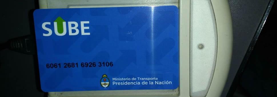 Nuevos puntos recarga para Tarjeta SUBE en Corrientes