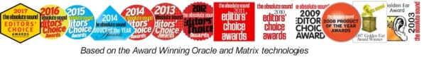 All Awards Banner 2C3D Lineage