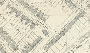 DEvonshire Road Circa 1950