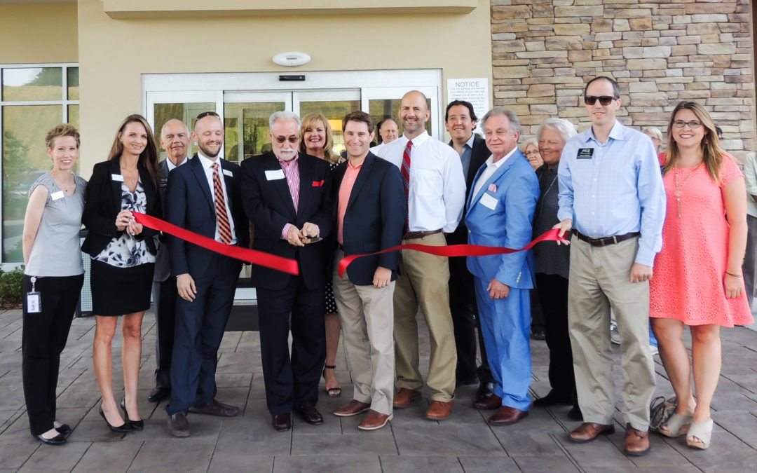 Johnson City's New Fairfield Inn & Suites Commemorates its Grand Opening