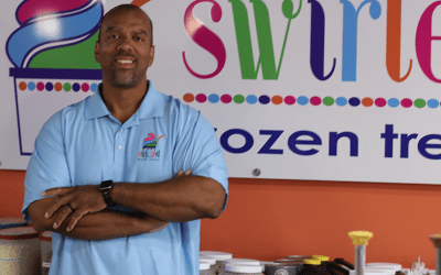 Serial Restaurant Entrepreneur Opens 'Swirled' Cold Treats Shop in Johnson City