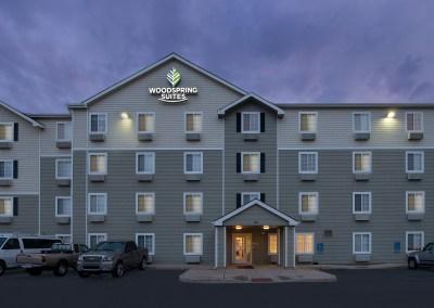 Woodspring Suites, Madison AL