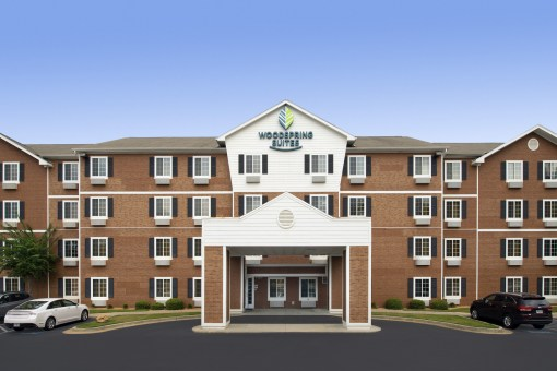 Woodspring Suites, Macon GA