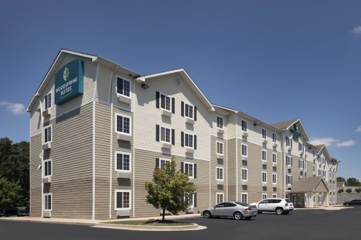 Woodspring Suites Riverwatch, Augusta GA