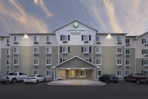 Woodspring Suites, Garden City GA